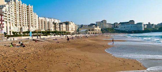 Résidence Pierre et Vacances à laPlage de Biarritz