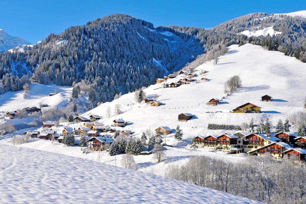 Village vacances Azureva Arêches Beaufort en Savoie