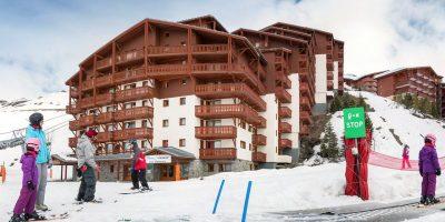 Residence pierre et vacances montagne