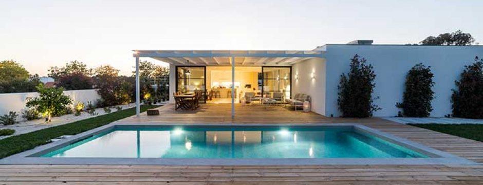 Location maison avec piscine privée