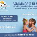 Premières minutes 2021 Vacances ULVF
