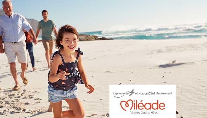 Miléade, villages clubs & Hôtels
