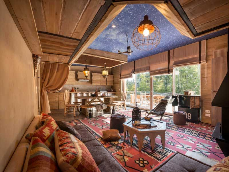Incroyable Cottage Domaine Center Parcs Les trois Forêts
