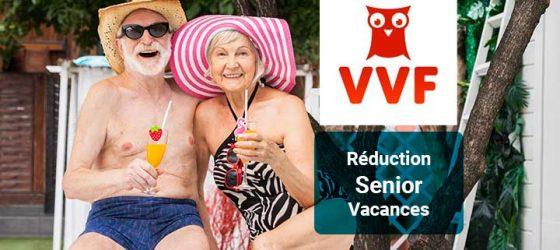Réduction Senior Vacances VVF