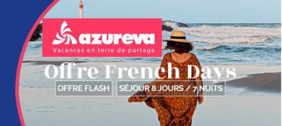 French Days 2021 AZUREVA